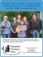 Champlain Veterinary Clinic