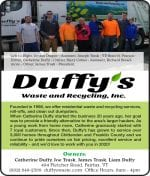 Duffy's Waste and Recycling, Inc.