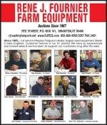 Rene J. Fournier Farm Equipment