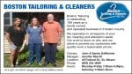 Boston Tailoring & Cleaners
