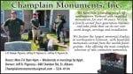 Champlain Monuments