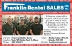 Franklin Rental