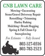 CNB Lawn Care & Snow Plowing